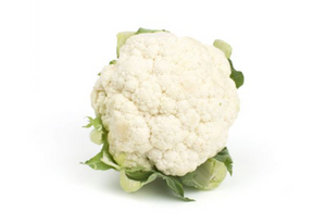 Organic Cauliflower Head