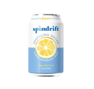 Spindrift - Lemon Sparkling Water