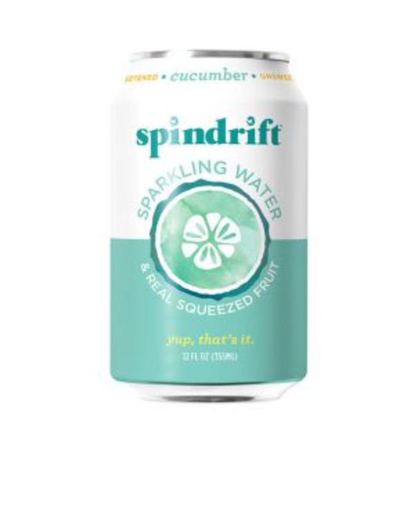 Spindrift - Cucumber Sparkling Water