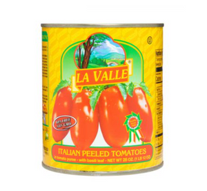 Canned Peeled Tomatoes - La Valle