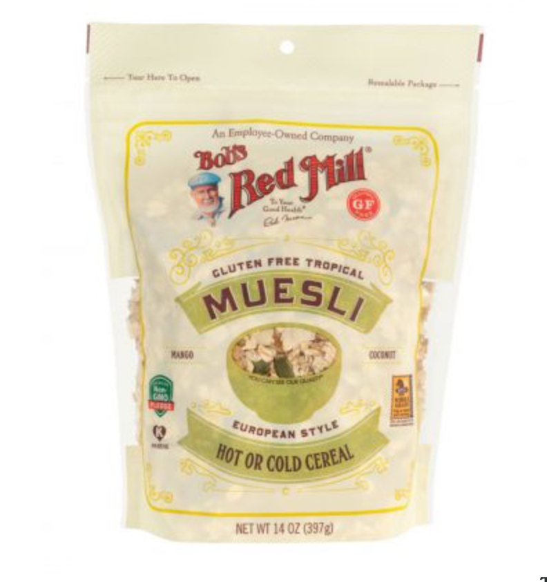 BOB'S RED MILL Fruit & Seed Muesli