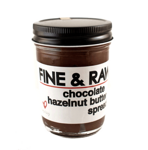 Chocolate Hazelnut Butter Spread - Fine & Raw