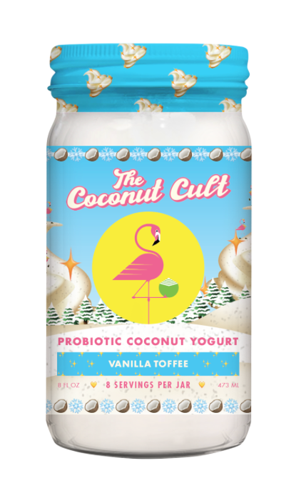 The Coconut Cult - Vanilla Toffee