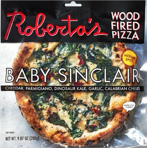 Roberta's Wood Fired Pizza - Baby Sinclair