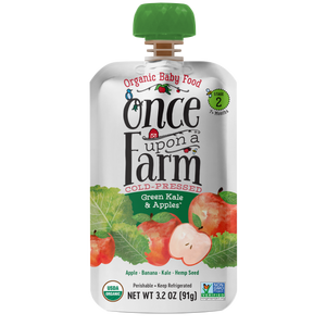 Kids & Toddlers - Once Upon A Farm Smoothie Pouches