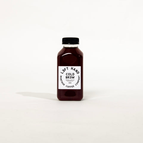 Bottled Cold Brew Coffee - 12 oz