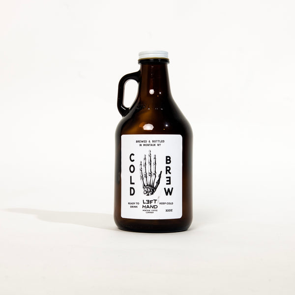 Cold Brew Coffee Growler - 32 oz