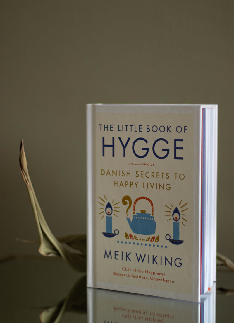 "Libro ""The little book of Hygge"""