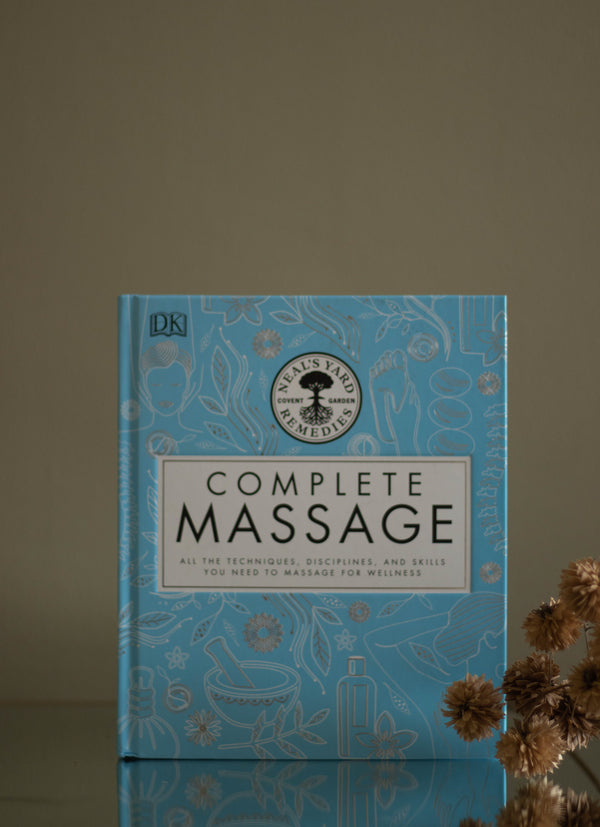 "Libro ""Complete Massage"""