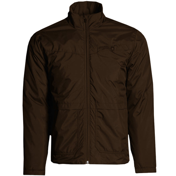 Men's City Puff, Dark Oak