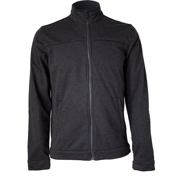 Men's Sutter Softshell, Heather Black