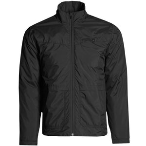 Men's City Puff Jacket, Black