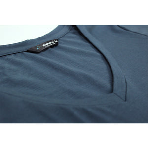 Women's Ultrafine Merino Shirt, Steel