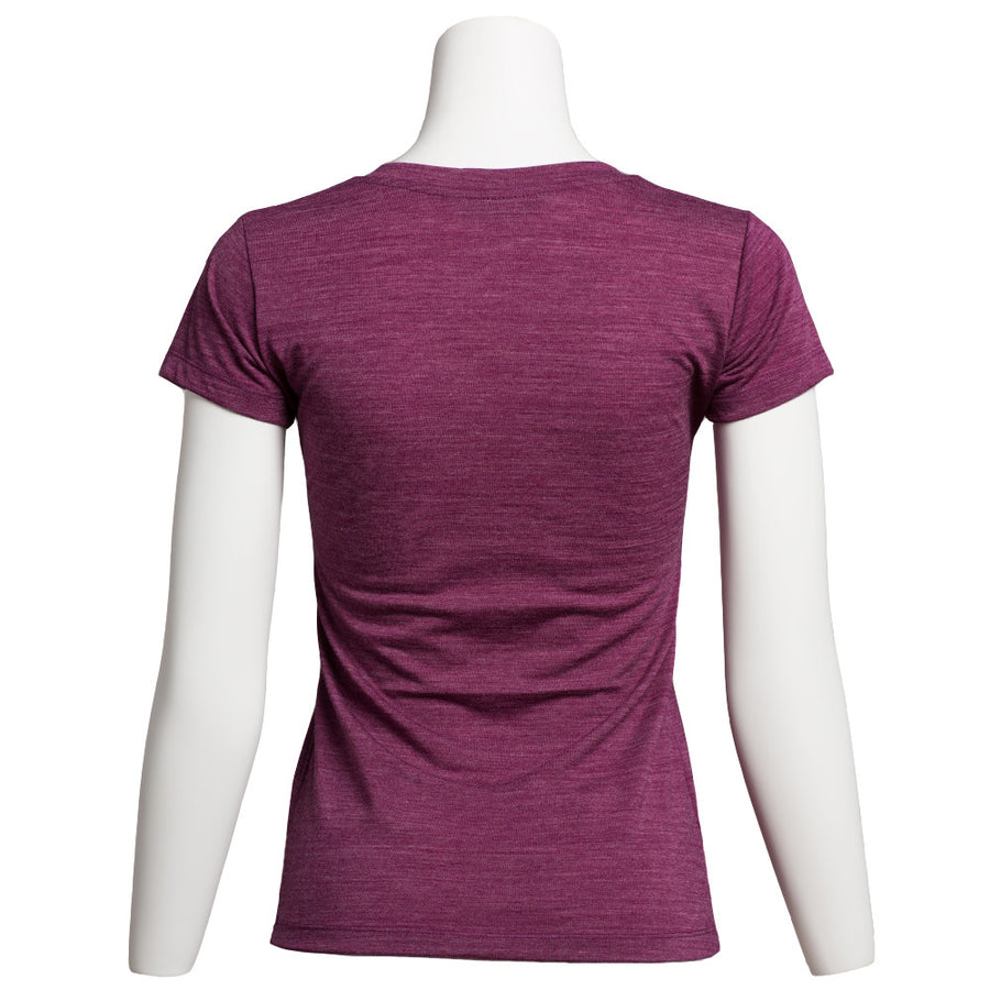 Women's Merino Wool Shirt, Imperial