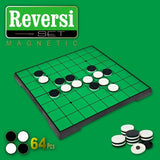 Folding Magnetic Reversi Board