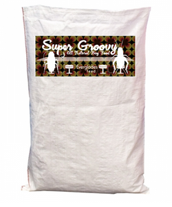 BULK SUPER GROOVY ALL NATURAL BUG FOOD (50 LBS.) - FREE SHIPPING