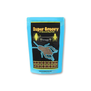 SUPER GROOVY ALL NATURAL BUG FOOD (MEDIUM)