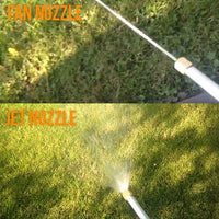 Hydro Jet Power Washer - Transform Your Hose Into A Power Washer