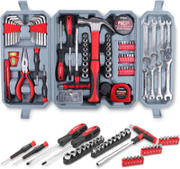 73 Piece Home & Garage Multi Tool Kit Set. Practical Hand Tools for DIY