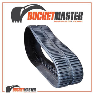 Rubber Track Caterpillar 239D - Multi-Bar Tread
