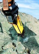 Load image into Gallery viewer, SOOSAN SQ50 ROCK BREAKER 9-16 TONNE