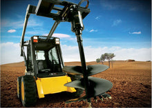 Load image into Gallery viewer, DIGGA PD4-5 AUGER DRIVE - 75mm Square Shaft, Suits-EXCAVATOR, SKID STEER, LOADER, BOBCAT