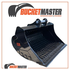 SIEVE BUCKET TO SUIT 2 TONNE EXCAVATOR