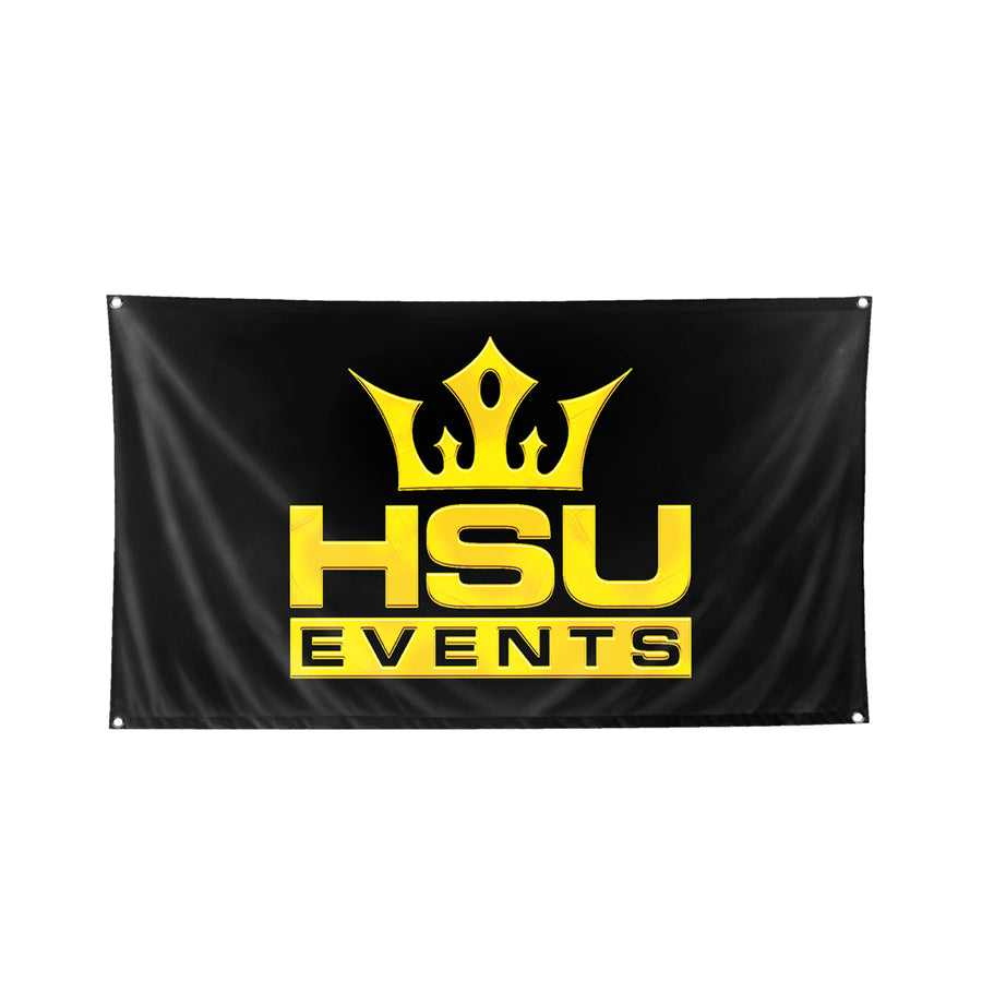 HSU Events Flag (Limited Edition)