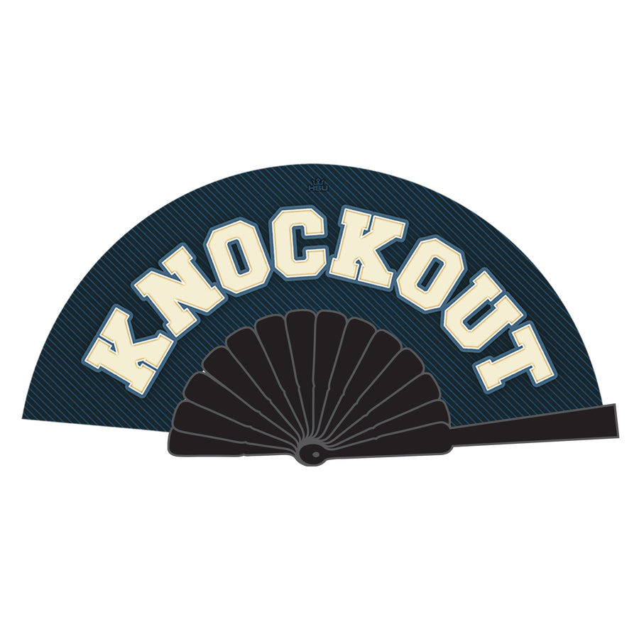 Knockout 2018 Small Handfan