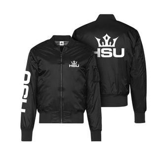 HSU Bomber Jacket (Black)