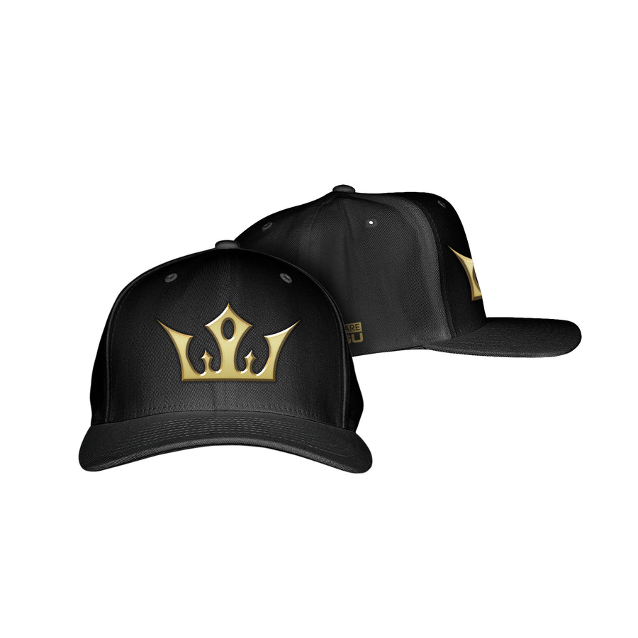 HSU Gold Crown Snapback Hat