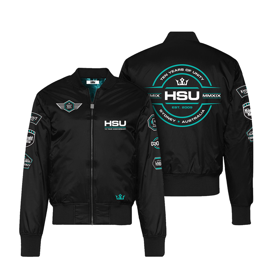 Anniversary HSU Bomber Jacket (Limited Edition)