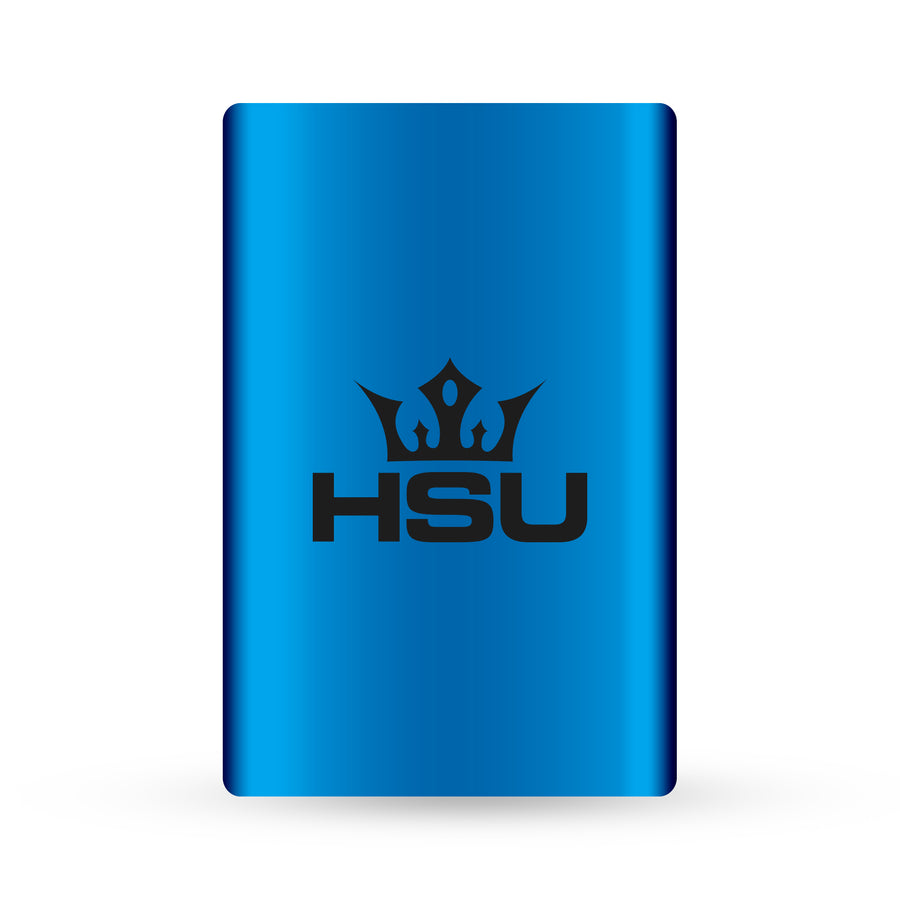 HSU Portable Powerbank Charger (Blue)