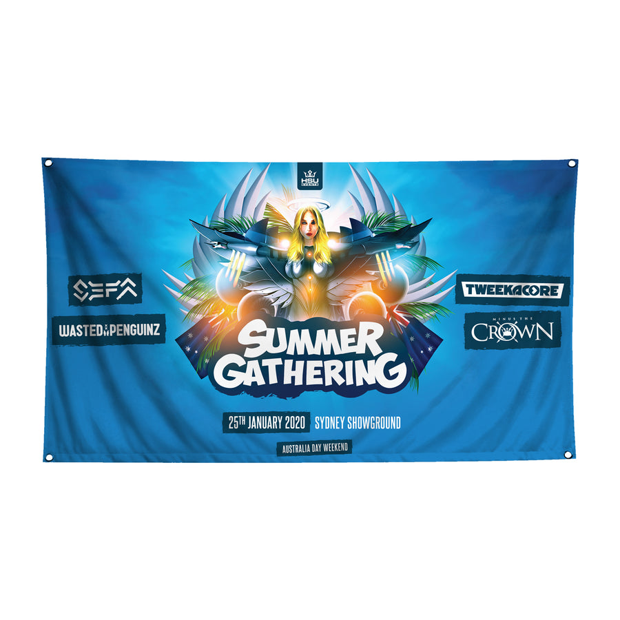 Summer Gathering 2020 Flag
