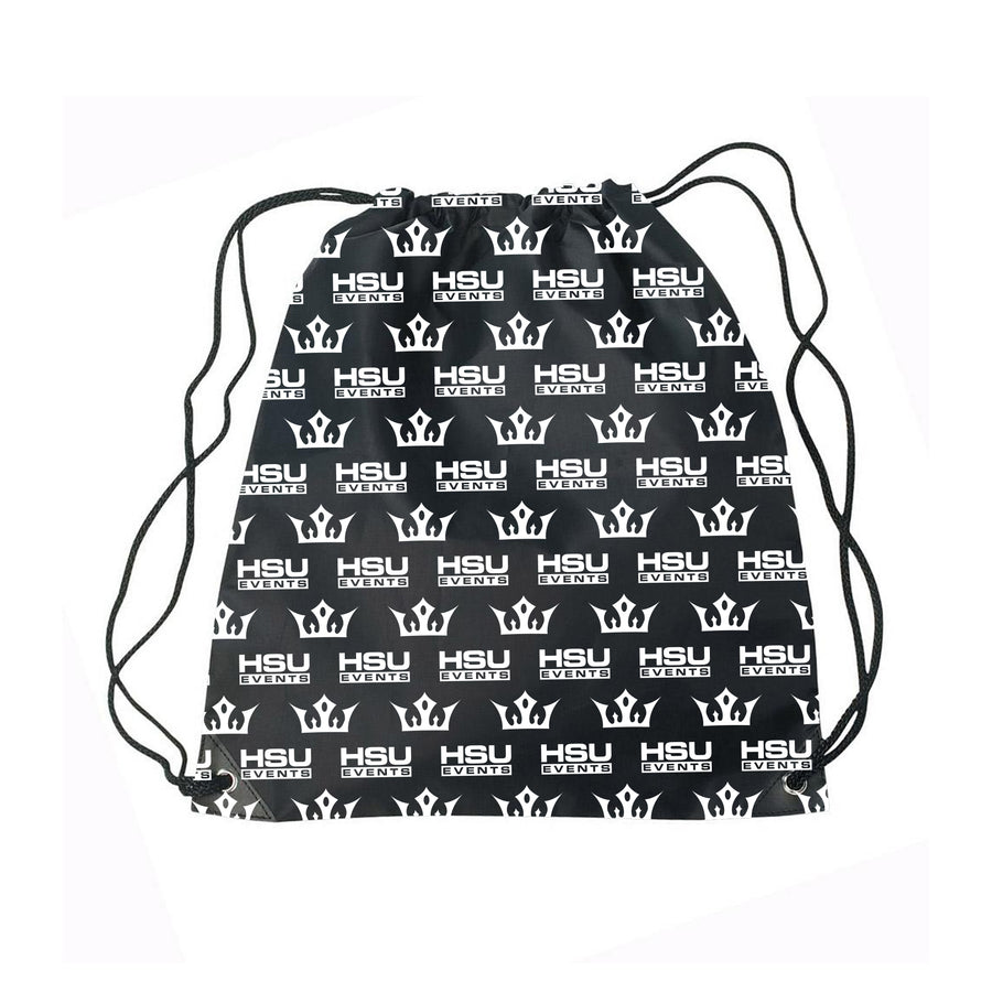 HSU Events Drawstring Bag