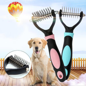 Pet Fur Knot Cutter Remove(Buy two for free shipping)