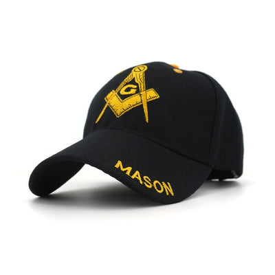 9b6a78e38 Black Cap Freemasonry For Men Women - Masonstars