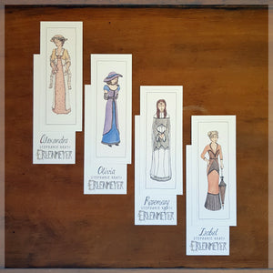 Lovely Ladies - Bookmark Collection