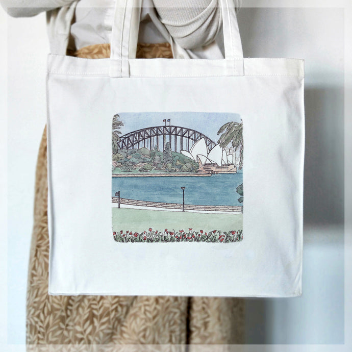 Royal Botanic Gardens - Tote Bag