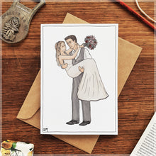 The Big Day - Greeting Card