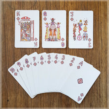 Circus Kids - Playing Cards