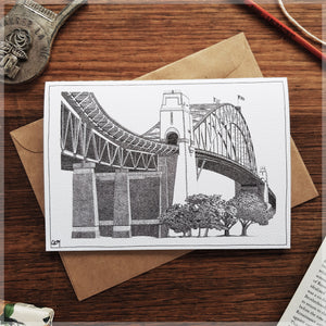 Sydney Harbour Bridge - Greeting Card