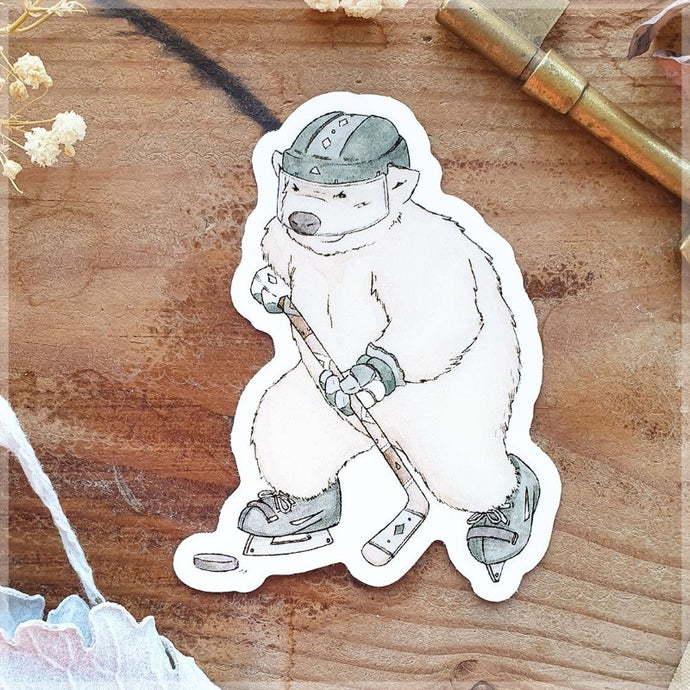 Arctic All-Star ~ Vinyl Sticker
