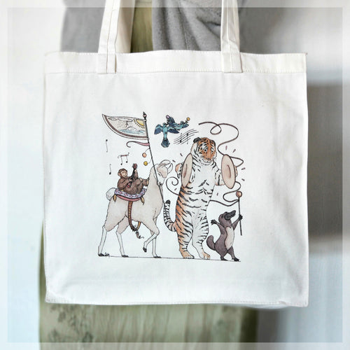 Summer Parade - Tote Bag