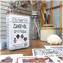 Hand Illustrated playing card pack