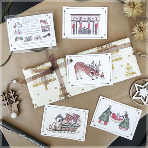 Winnie's Favourites ~ Christmas Gift Tag Collection