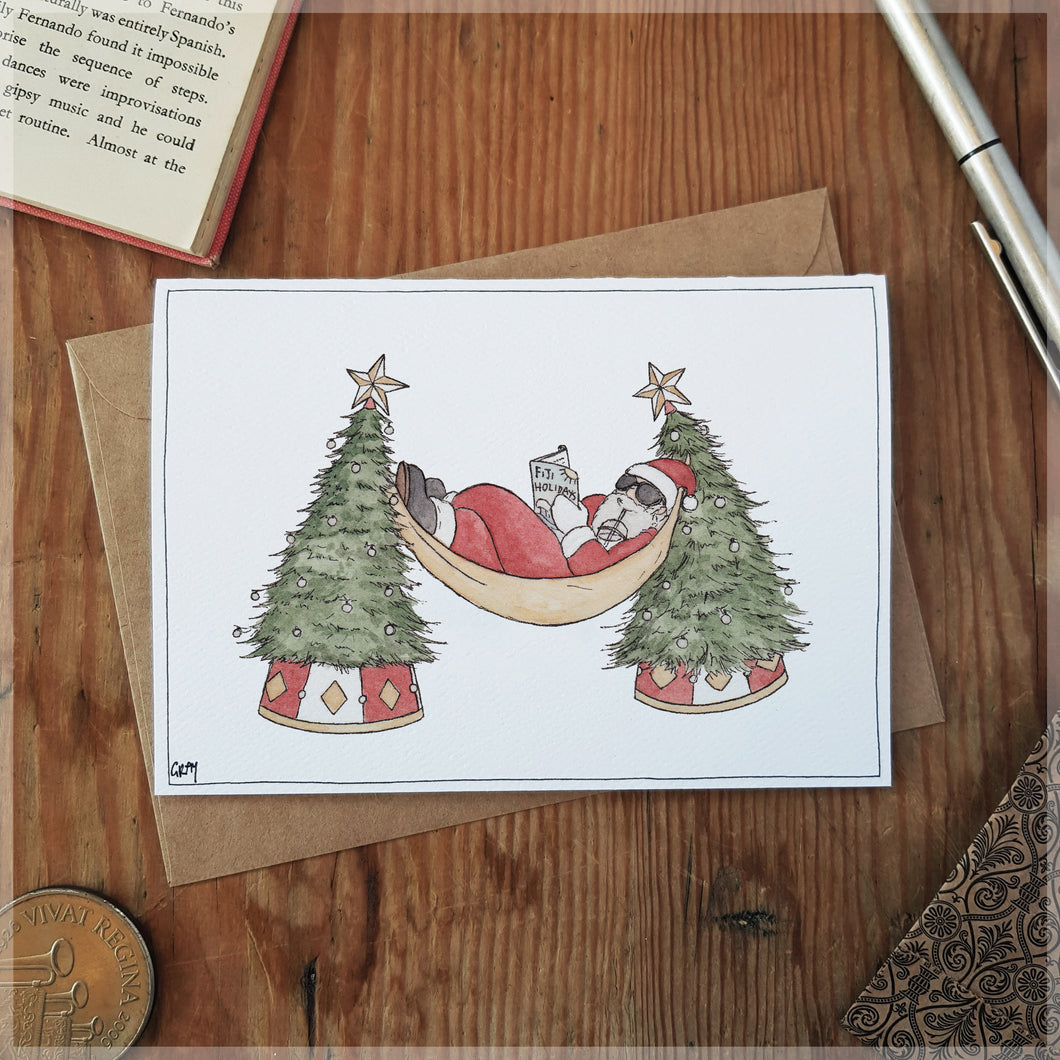 Happy Holidays - Greeting Card