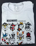 Descendents Tattoo Flash Shirt - Jared Gaines Art