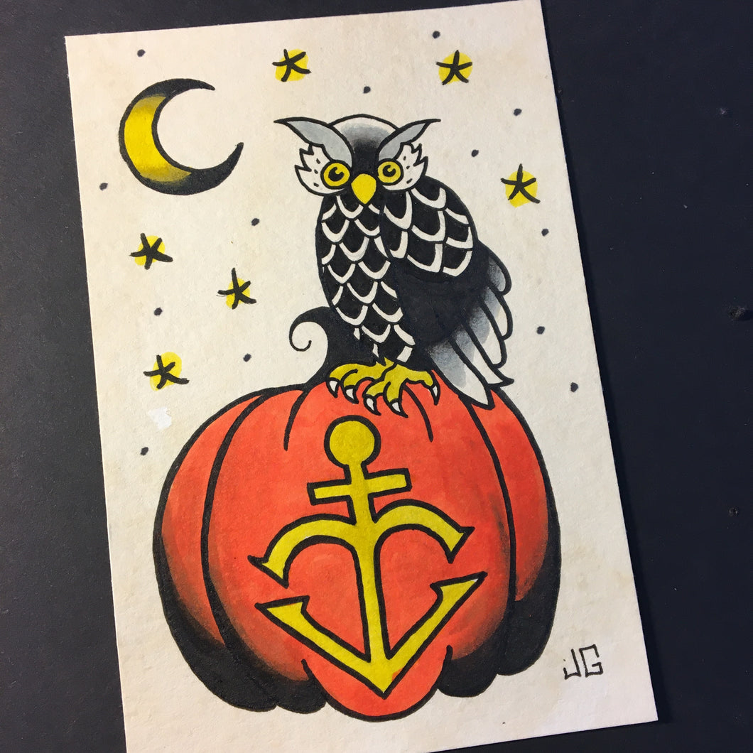 The Gaslight Anthem Owl