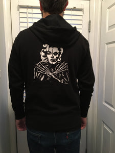 Misfits Who Killed Marilyn Hoodie - Jared Gaines Art